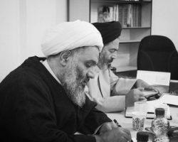 بیانیه آیت الله فرحانی در مورد انتقال آب رودخانه های استان خوزستان