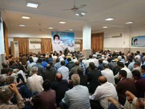 حوزه های علمیه پشتوانه مردم در پیروزی انقلاب اسلامی بودند