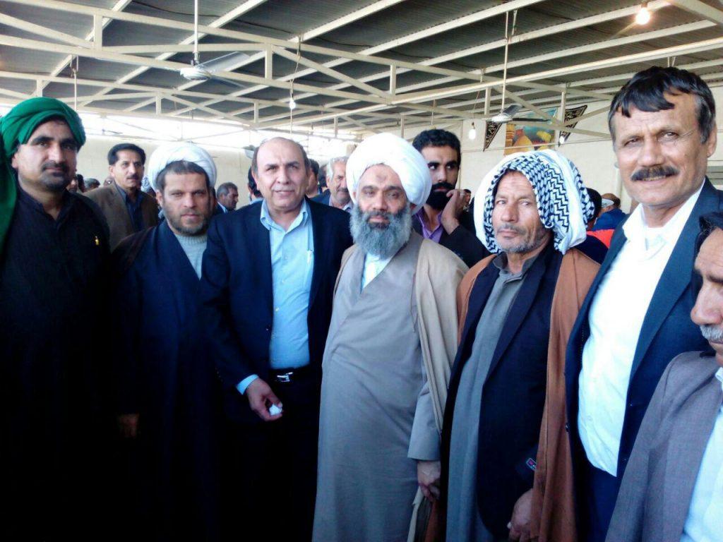 افتتاح مسجد حضرت اميرالمؤمنين عليه السلام؛ روستاي سلامات از توابع شهرستان شوشتر