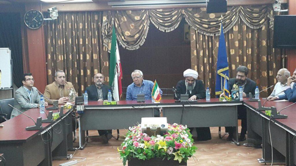 نشست هم اندیشی جمعی از نخب استان خوزستان – اهواز