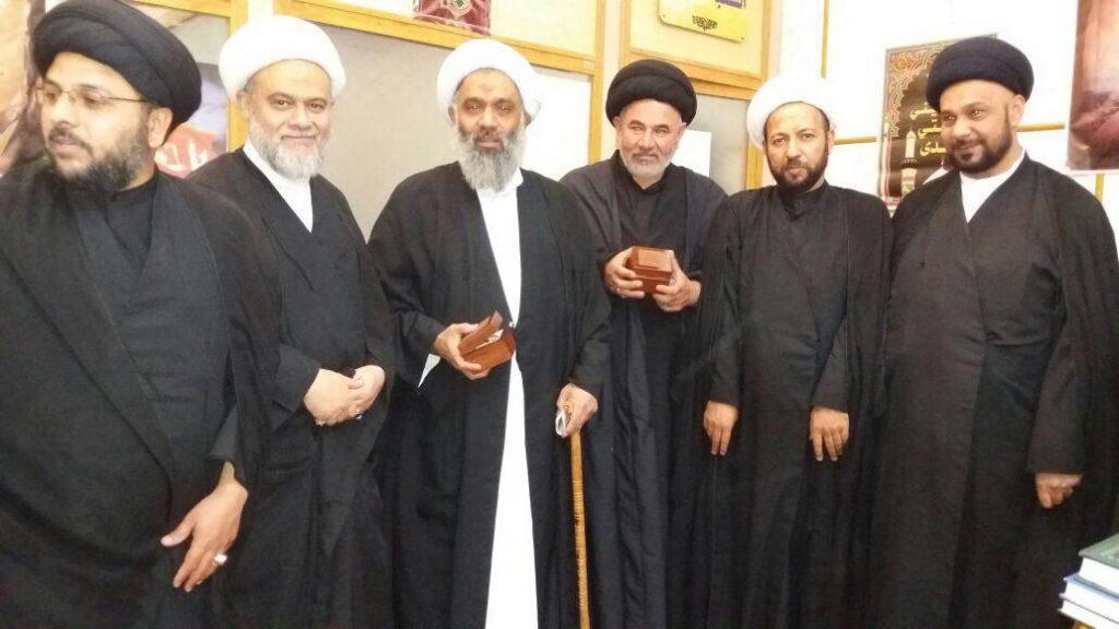 سفر عتبات عالیات در ایام اربعین و دیدار با علمای عراق