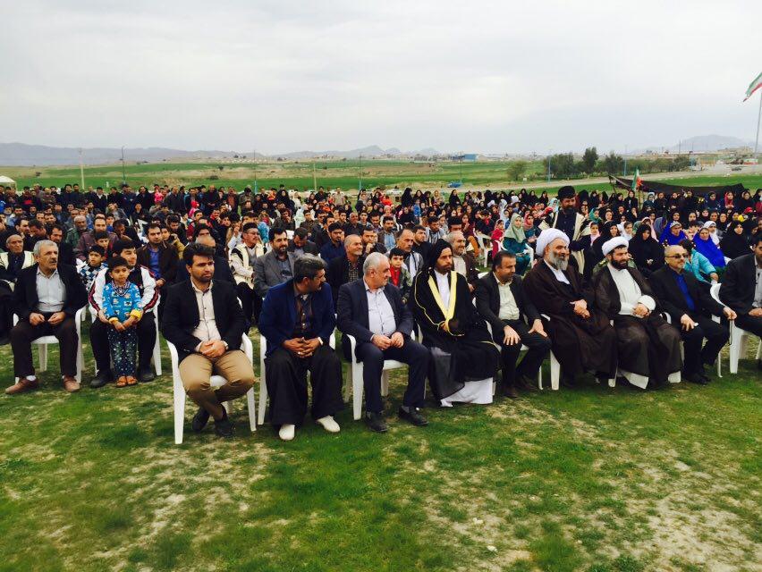 گرامیداشت یوم الله ۲۲ بهمن- شهرستان لالی و مسجد سلیمان