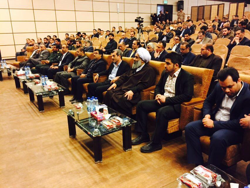 همایش بسیج فرهنگیان شهرستان اهواز